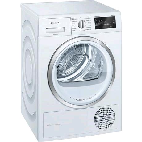 Siemens Heat Pump Condenser Tumble Dryer 9kg