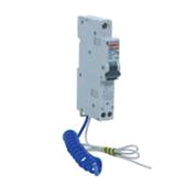 Merlin Gerin SP RCBO 16A 30mA C Curve