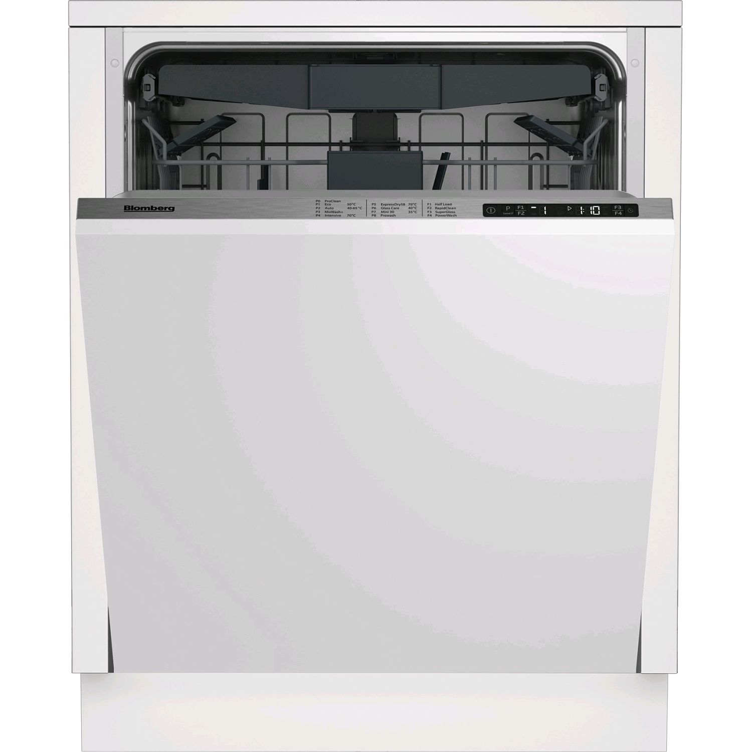 Blomberg  Dishwasher Built In 14 Place Settings Power Wash and Half Load Option    Which Best Buy Model!