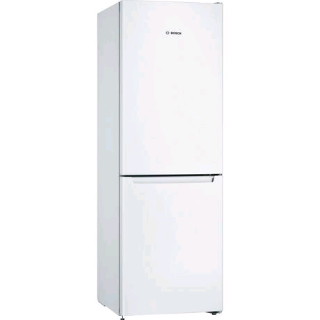 Bosch Fridge Freezer No Frost A++ 192L/87L H1760 W600 D660 2 Year warranty