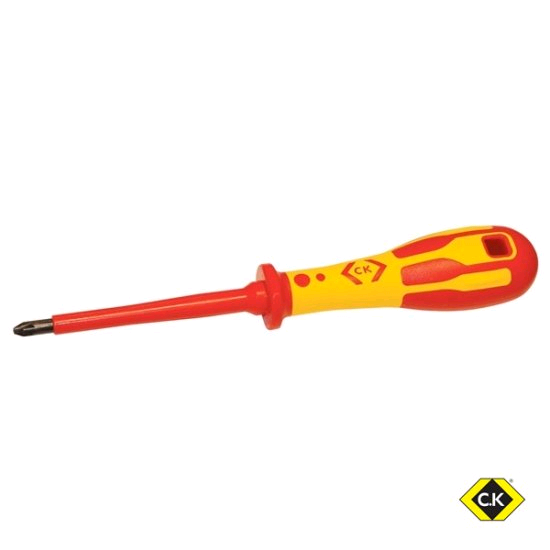 CK Dex VDE Screwdriver PZ1 x 80