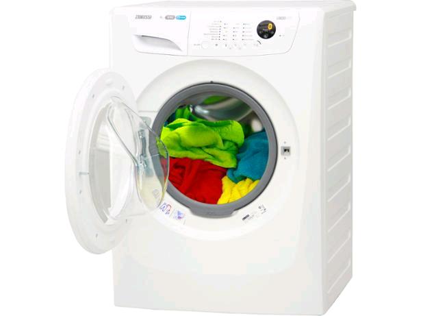 Zanussi Washing Machine 9kg 1200 Spin Speed