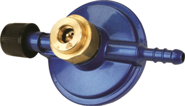 Caramarine IGT A500-019 951602 Low Pressure Regulator for screw thread gas cartridges. Fits all ISO Screw Thread (EN417) cartridges. Does NOT fit Camping Gaz CP Type fitting.