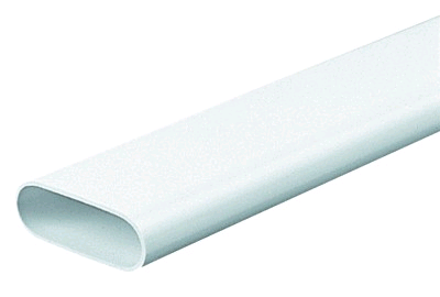 Falcon Oval Conduit 25mm (per 3mtr length)