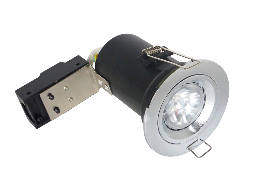 Bell 12V/240V Chrome Downlight
