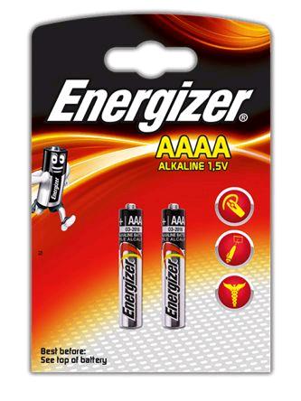 Energizer AAAA 4A Battery 2pk