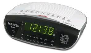 Roberts Radio Chronologic Dual Alarm Clock Radio