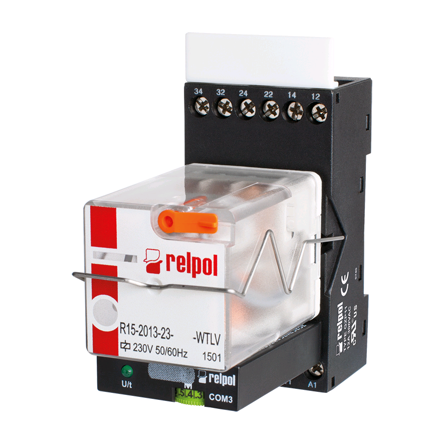 Europa Plug-In Relay 11Pin 10a 240v (64.2 x 32.5 36.4)