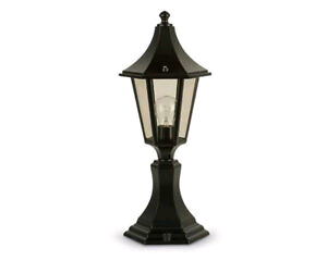 JCC Java Mini Pillar Lantern Black
