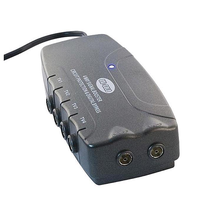 Selectric 4 way Digital/Satellite/TV Booster
