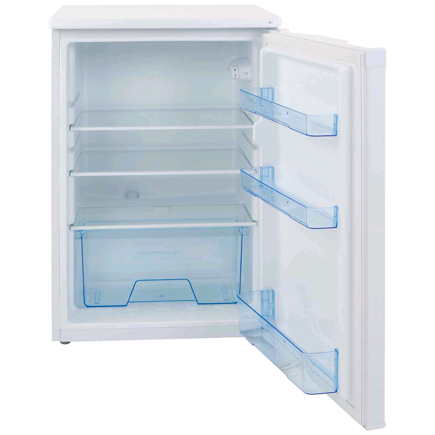 Lec Larder Fridge Under Counter White H850 W545 D554