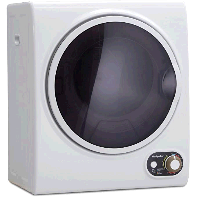 Montpellier Vented Tumble Dryer 2.5kg White