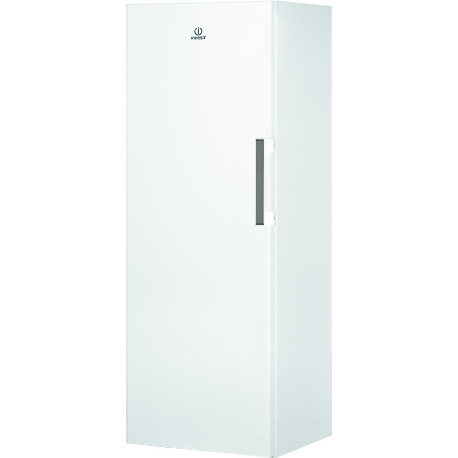Indesit  UI6F1TWUK Upright Freezer UI6F1TW 222 Litres No Frost  H1670 W595