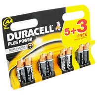 Duracell AAA Batteries 8pk