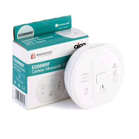 Aico Carbon Monoxide Alarm Lithium Wireless RF
