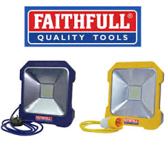 Faithfull 110V SMD LED Tasklight