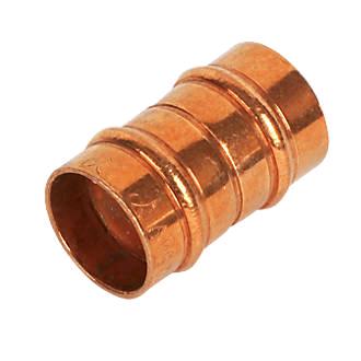 Copper Coupler 28mm Solder Ring