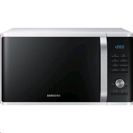 Samsung Solo 28ltr Microwave with Push Button Controls Silver