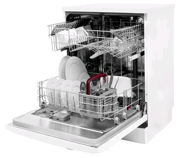 Blomberg Dishwasher 12 Place 5 Programmes inc