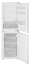 Servis Integrated Built In Fridge Freezer 50/50 Split Manual Defrost