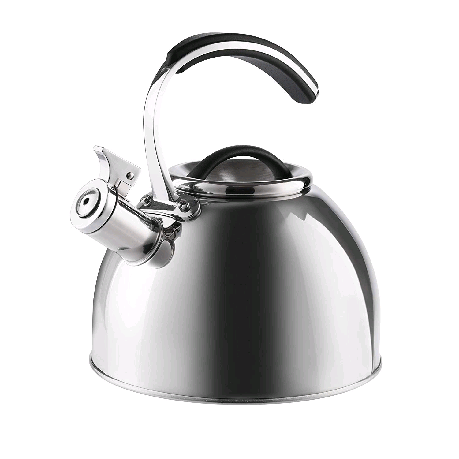 Morphy Richards Whistling Stove Kettle Stainless Steel 3ltr