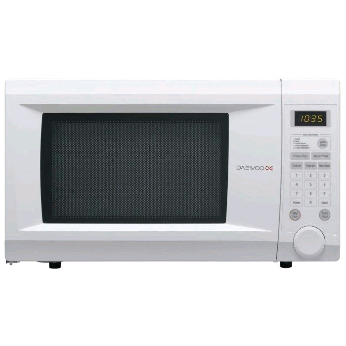Daewoo Family Touch Control Microwave 30L 1000w