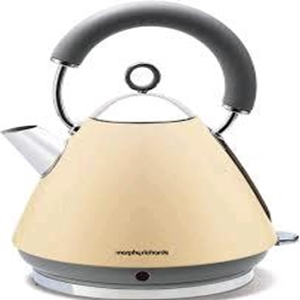 Morphy Richards Accents Kettle 1.5Ltr 3Kw Cream