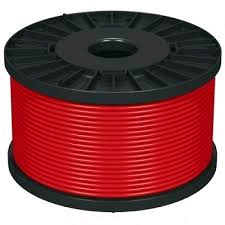 FPX200 1.5mm 2core Red Fire Cable (per 100mtrs)