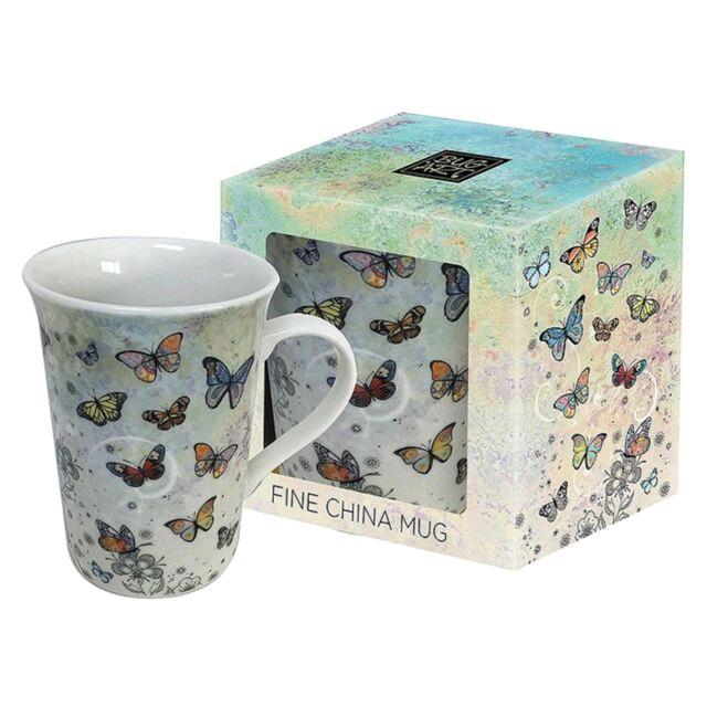 Joe Davies 3340193 Bug Art Mug Butterflies x 1 BG0084