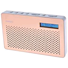 Goodmans Copper DAB Radio