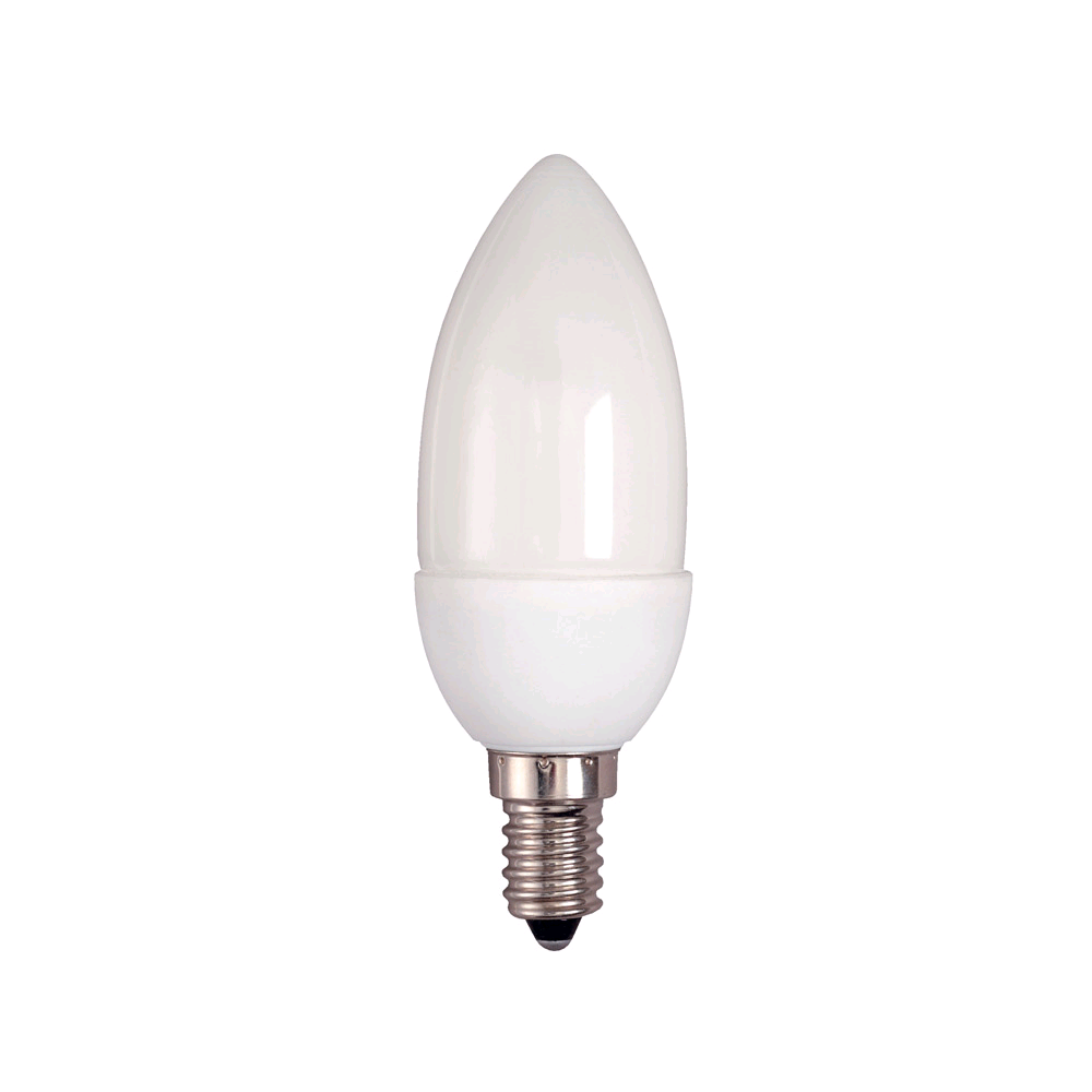 Lamp Low Energy Candle 11w SES 60W