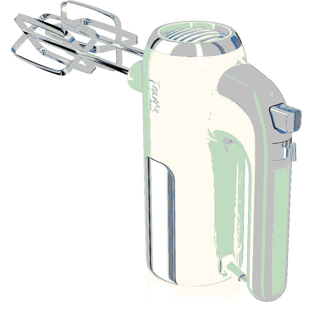 Swan Fearne (Truffle) Hand Mixer 400w c/w Turbo Function