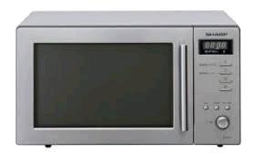 Sharp 26STM 800w Microwave