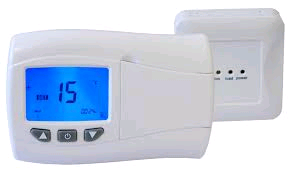 Tower Duostat Wireless Programmable/ Non Programmable Thermostat