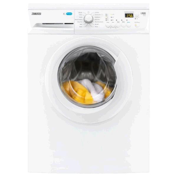 Zanussi Washing Machine 8kg 1400 Spin Speed