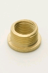 "Jeani Brass Reducer 1/2"" to 10mm"