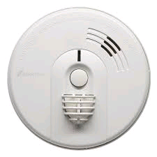Kidde/Firex Heat Smoke Alarm Rechargeable