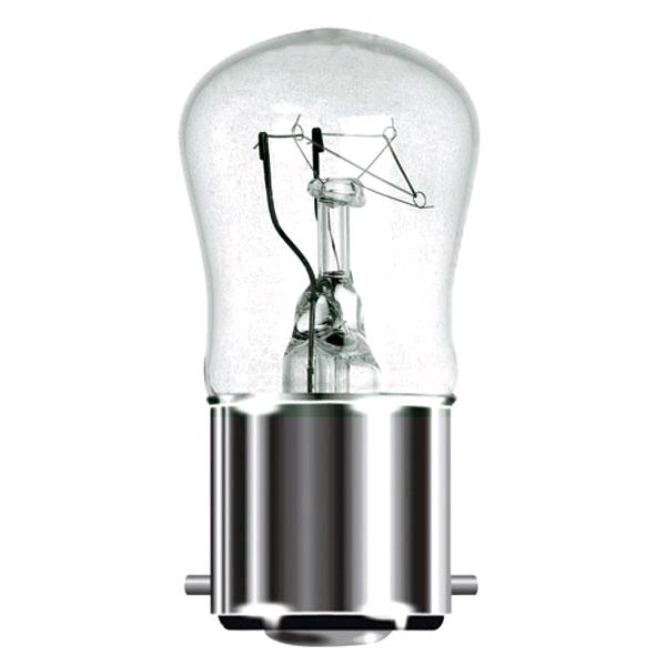 Lamp Pygmy 15w BC Clear
