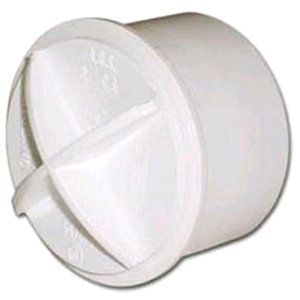 Waste 40mm Screwed Access Plug