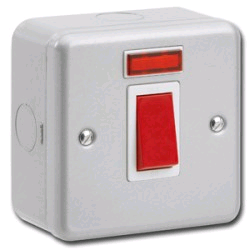 Niglon Metal Clad 45a DP Switch