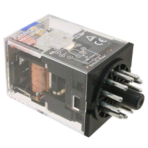CED Plug-In Relay 11Pin 10a 240v (64.2 x 32.5 36.4)
