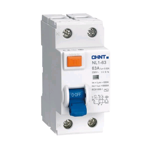 Chint 2Pole RCD 40A 300mA