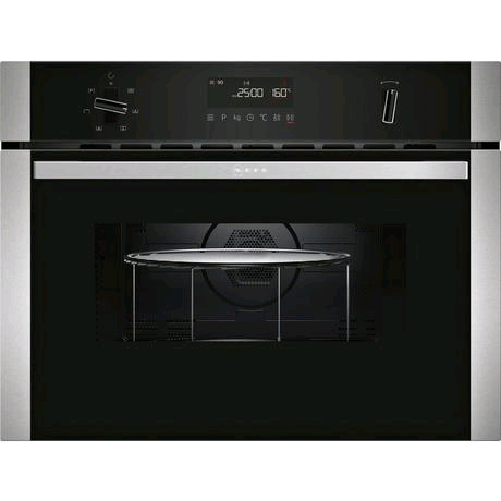 Neff Built-In Microwave in Stainless Steel