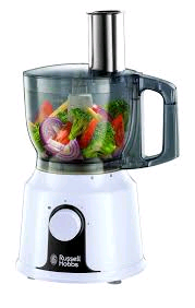 Russell Hobbs Food Processor 500w 2 Speeds & Pulse