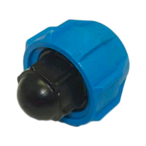 Polypipe End Plug 20mm (for MDPE)