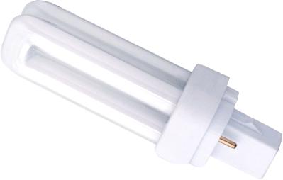 Lamp Double Biax 18w 2Pin G24d-2 Base Cool White