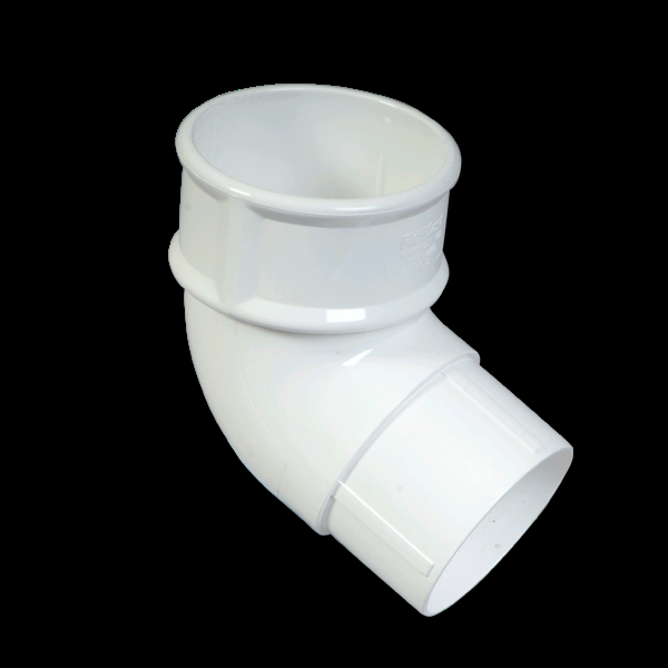 Floplast 68mm Round Downpipe 112