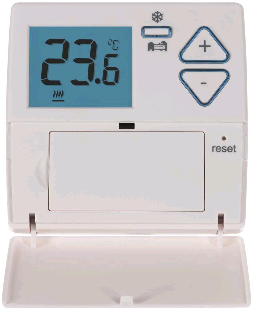 Timeguard Wireless Digital Room Thermostat c/w Night Setback