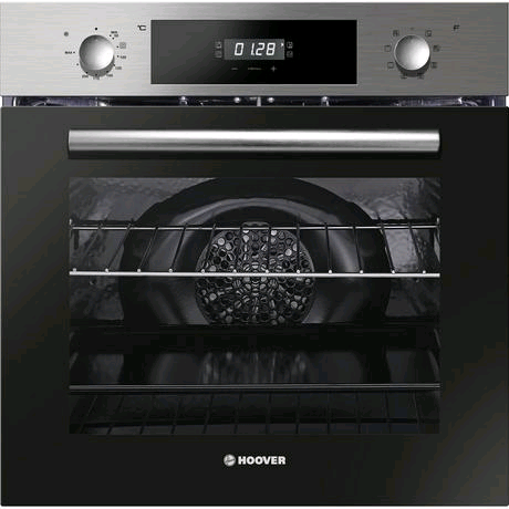 Hoover HO8SC65X Built In Electric Single Oven - Stainless Steel A Rated