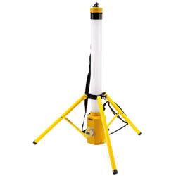 Draper 110V COB LED Tube Worklamp 20W c/w Tripod